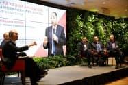 サミットのパネル討論ではイスラエルと日本の企業文化の違いについて議論が交わされた