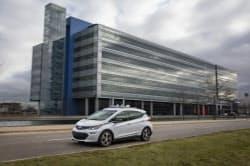 GMがミシガン州で実施した自動運転車の公道実験