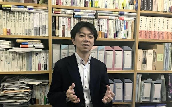 河西秀哉・神戸女学院大准教授