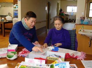 鳥取県では建設業から福祉に参入しノウハウを磨く業者が多い(写真は米子市の福祉施設)