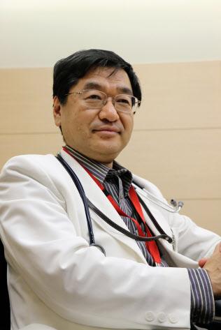 日本赤十字医療センターの国頭英夫部長