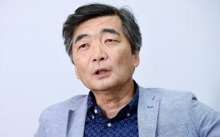 東京大学政策ビジョン研究センター教授 篠原尚之氏