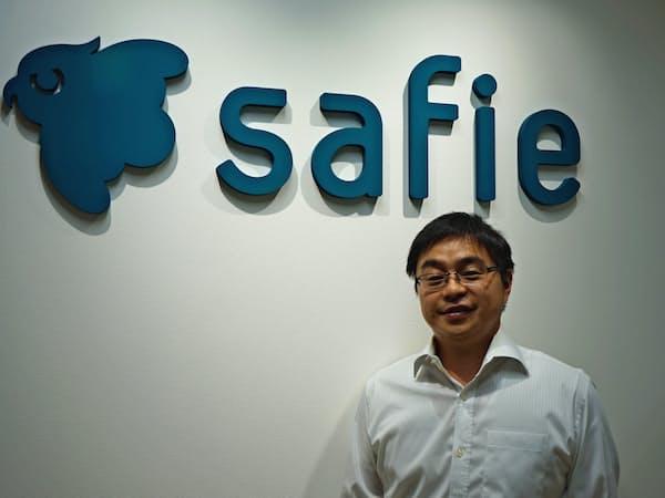 セーフィーの佐渡島社長は「建設現場などで、ICT(情報通信技術)やクラウド活用を推進する動きが広がっており、追い風になる」とみている。