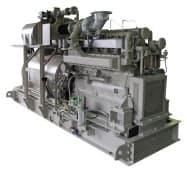 東邦ガスなどが開発した新型の非常用発電機