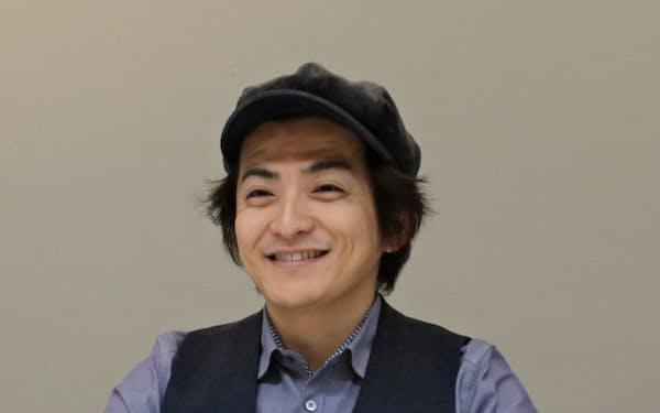 メルカリファンド責任者の松本執行役員