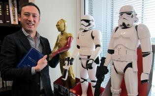 ニュービジネスで期待を集めた弁護士は、宇宙ビジネスなど幅広い分野で独自の道を切り開く(水島淳弁護士)