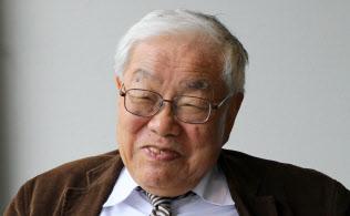 浜田宏一・内閣官房参与(エール大名誉教授)