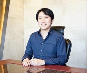 ジーニーの工藤智昭最高経営責任者(CEO)