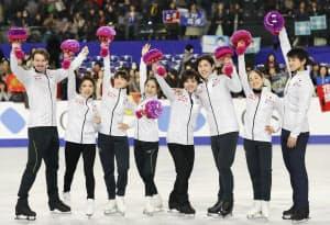 フィギュアスケートなど北米で人気の競技は連日午前から昼過ぎに行われる