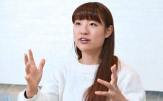 「東京五輪へは全ての準備をして万全の状態で臨みたい」と奥原