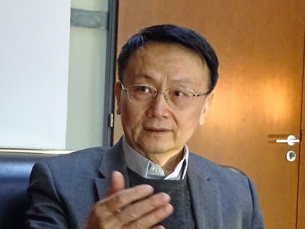 賈慶国・北京大学国際関係学院院長