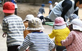 無償化より待機児童解消を優先すべきだとの声が多い(都内の保育所)