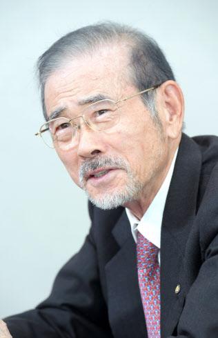 ヤマダ電機の山田昇会長