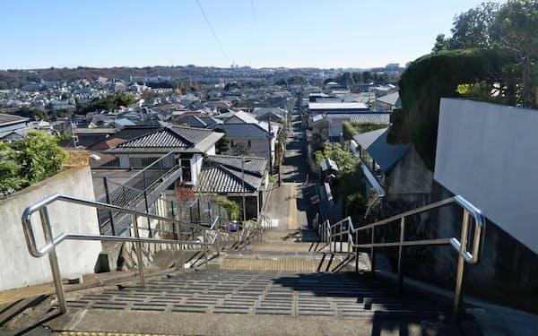 都市部でも空き家が増えている