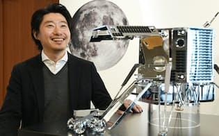アイスペースの袴田CEOは宇宙を経済圏にしようとしている