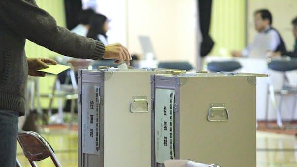 ネット投票で違憲解消?