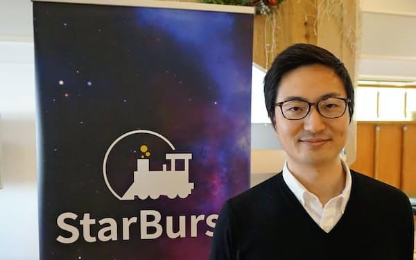 起業家コミュニティー運営会社、プロトスターの前川英麿代表取締役