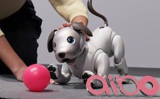 復活した犬型ロボットaiboにも「継続課金」の仕組みを導入した