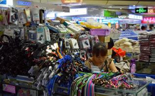 世界最大の電気街は中国に(深圳市の「華強北」)