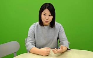 佐俣奈緒子(さまた・なおこ)。京大在学中の2009年米ペイパル日本法人設立に参画し、加盟店向けマーケティングを担当。10年京大卒。12年3月にコイニーを創業。34歳