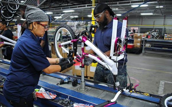 米ケントは工場をサウスカロライナ州に移したが、トランプ大統領が公言した支援はまだない=同社提供
