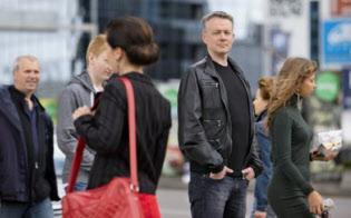 「スカイプ」創業者のジャン・タリン氏はAIの可能性とリスクを説く伝道師として世界を飛び回る=Annika Haas撮影