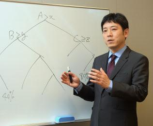 ゴールドマン・サックス・アセット・マネジメントのマネージング・ディレクターをつとめる諏訪部貴嗣氏