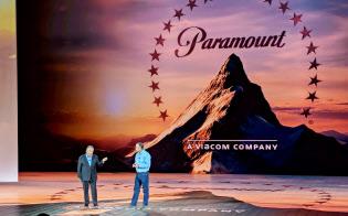 インテルは登場人物ごとに視点を変えられるコンテンツの開発でパラマウントと提携した(米ラスベガス)
