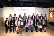 経済産業省が主催した女性起業家の支援事例コンテスト(11日、東京・千代田)