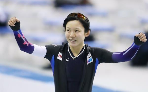 高木美は2回目の五輪で「悔しさを晴らす」と語る