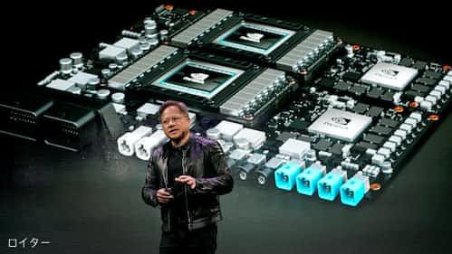 大手が競って参入 AI半導体は何がすごいのか