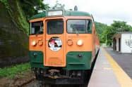 JR高崎支社管内から引退する115系電車