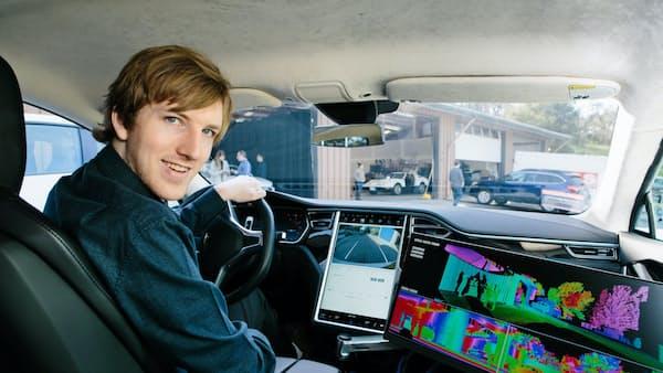 22歳が仕掛ける「アンバンドル」 自動運転、転換迫る
