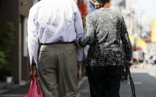 高齢者の老後の資金確保は難題だ