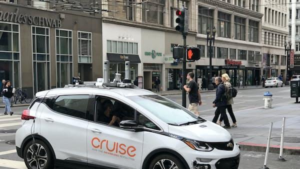 自動運転時代、経営もNext模索 GMやフォード
