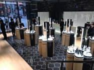 東京・銀座に19日開業する旗艦店は体験型店舗として国内外にブランドを発信する