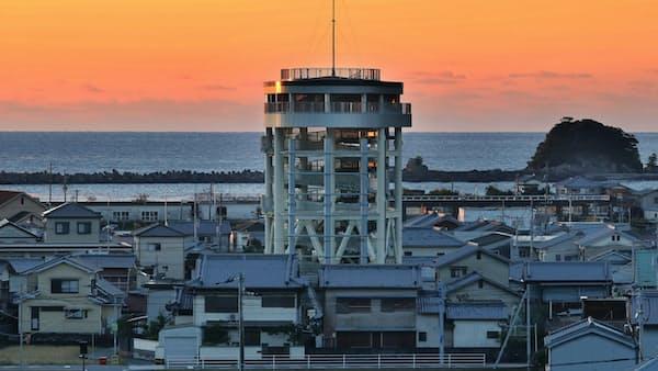 大津波と向き合う 高知の小さな港町の挑戦(熱撮西風)
