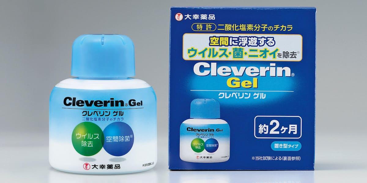 新型 コロナ ウイルス クレベリン