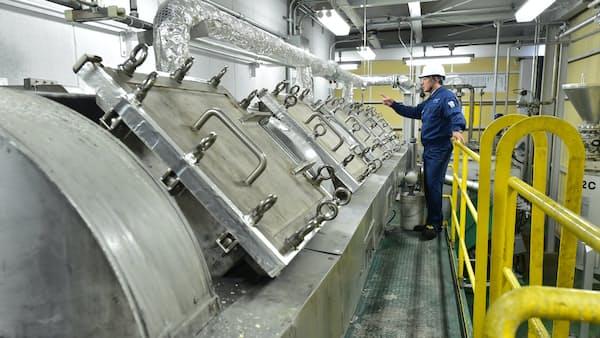 マイクロ波化学、岩谷産業と提携 次世代材料の量産目指す
