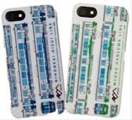 えちごトキめき鉄道がネット通販で発売する「iPhone7」のケース