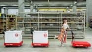 ZMPは新型の物流支援ロボットを出荷する