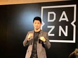 ボクシングの村田諒太選手はアンバサダーとして番組制作やイベントなどに協力