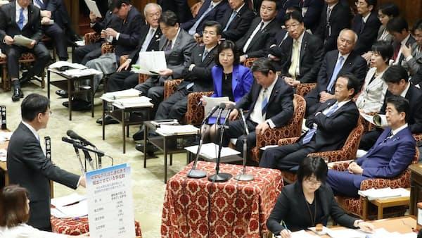 国会質問「与党ゼロ」を夢見た豪腕与党幹事長