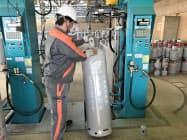 都市ガスとLPガス事業の集約で業務を効率化する