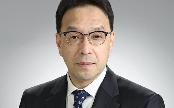 T&Dホールディングスの新社長に就任する上原弘久氏