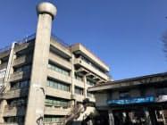 保育機能付きシェアオフィスの設置を促す(東京都世田谷区の区役所本庁舎)