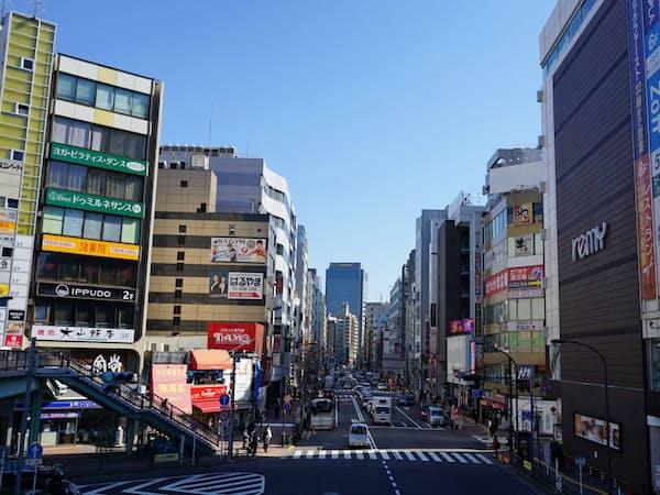スタートアップの集積が進む五反田駅周辺