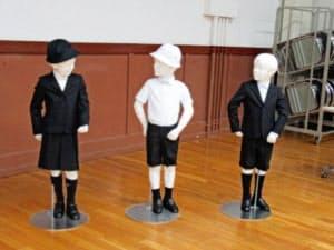 アルマーニがデザインを監修した泰明小の新しい標準服