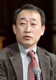 苗村健(なえむら・たけし)氏 1997年東大大学院修了。工学博士。2013年より東大大学院情報学環教授。仮想現実、ヒューマンインターフェースなどが研究対象で、13年に開催した日本科学未来館の展示「現実拡張工房」には12万9千人が来場した。