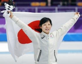 高木美は1500メートルで銀メダルを獲得し、勢いに乗る